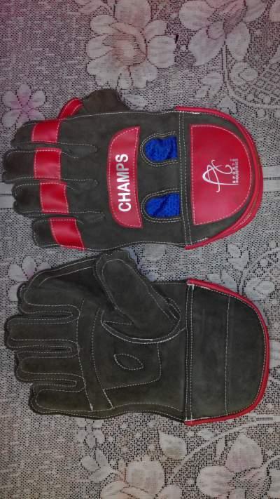 APG Cricket Wicket Keeping Gloves