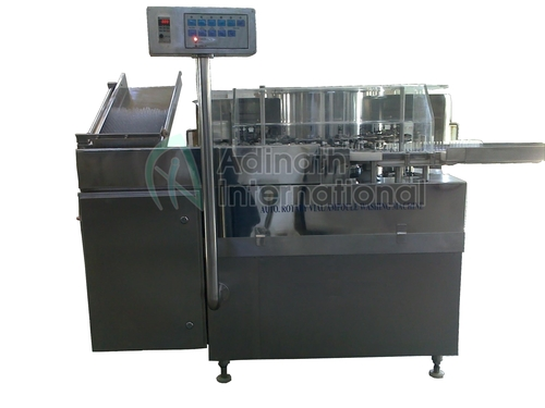 Automatic Ampoule Washer