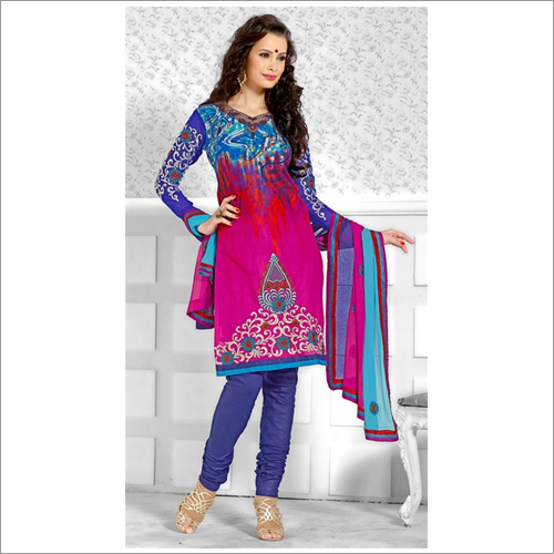 Fashionable Cotton cambric suit