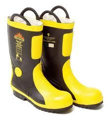 Fireman Boots