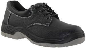 Safety shoe with dual Density