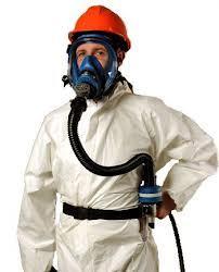 Air Line Hood Suit