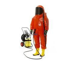 Air Supplied Suit