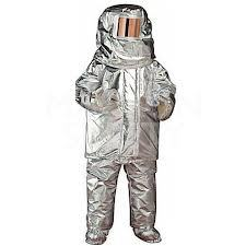 Aluminissed Safety Suit