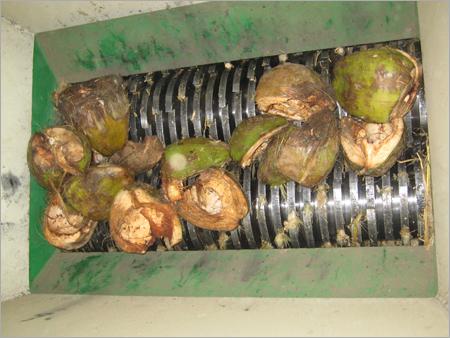 Coconut Husk Shredder