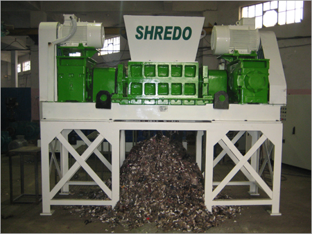 Waste Shredder Machine
