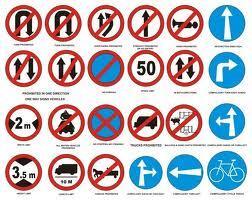 Traffic Signages