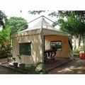 Temporary Office Tents