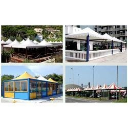 Fabricated Tents