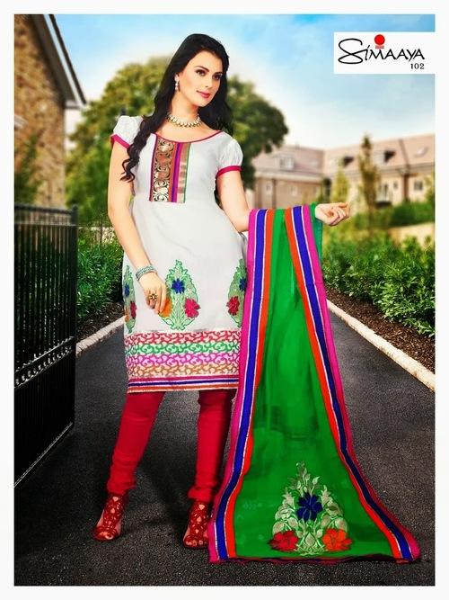 New Style Designer Salwar Kameez