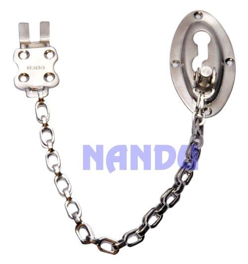 S.S. Oval Door Chain