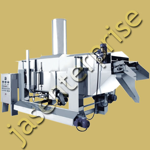 Continuous Frying Machines