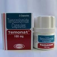 Temonat -Temozolomide 100 mg Tablets