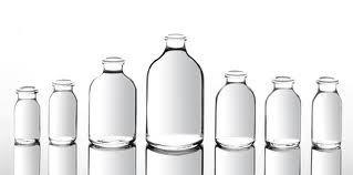 glass bottel