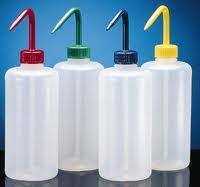 Plastic wash Bottel