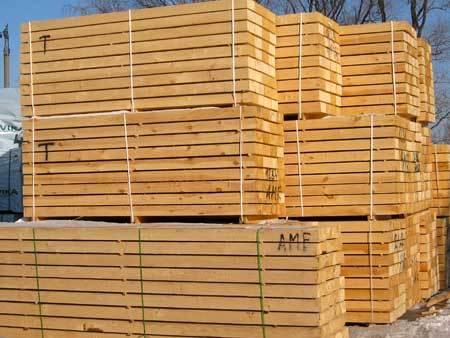 Pine Wood Lumber