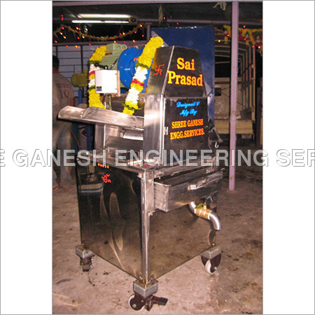 Steel Sugarcane Crusher Machine