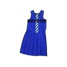 Girls Uniform Gown