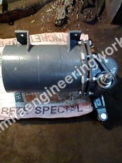 Railway Servo Motor