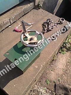 Railway Hand Brake