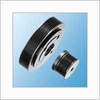 Ribbed Belt Pulleys