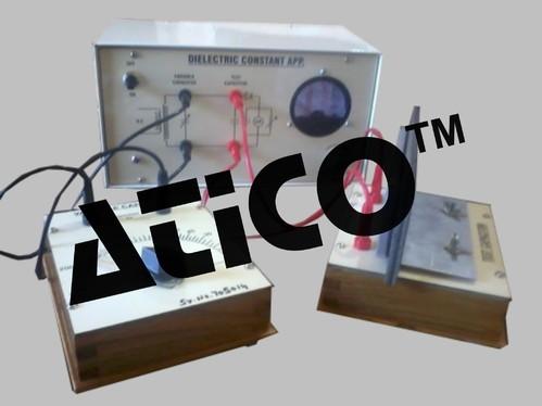 Die Electric Constant Apparatus