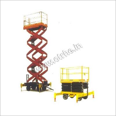 High Raised Lift Table Lifting Capacity: 500  Kilograms (Kg)