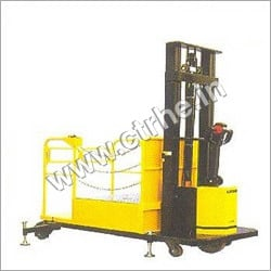 Electric Order Picker Certifications: Iso 9001:2008