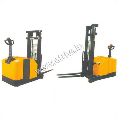 Electric Counterbalanced Stacker