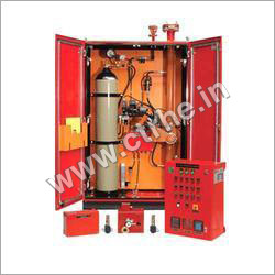 Nitrogen Injection Fire Protection System