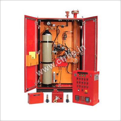Nitrogen Injection System