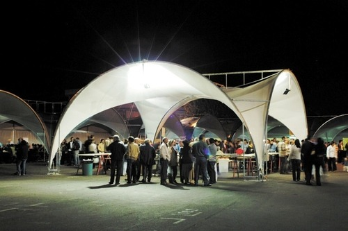 Night Party Tent