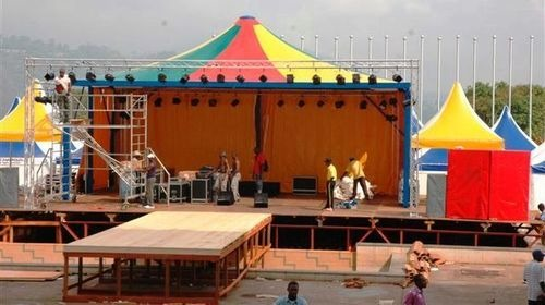 Event Stage Tent