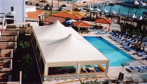 Swimming Pool Tent Covers