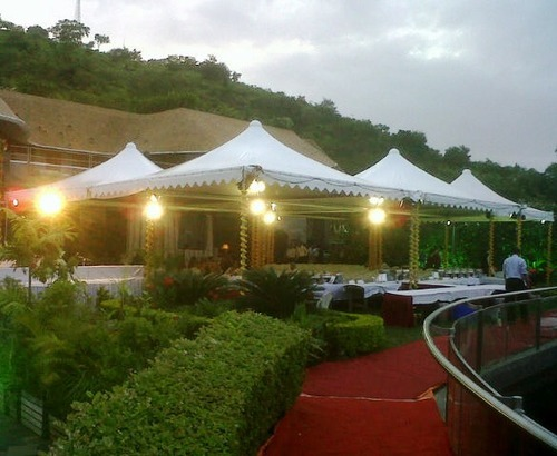 Marriage Event Tent