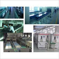 Packaging Assembly Line