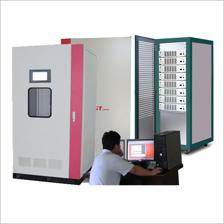 Battery Group Testing Machine