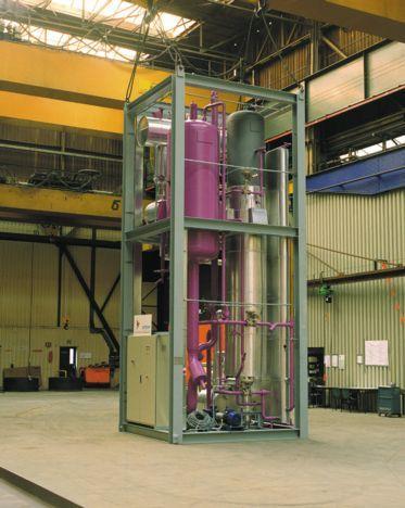 Ammonia Absorption Plant