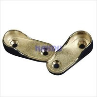 Wardrobe Oval Pipe Socket