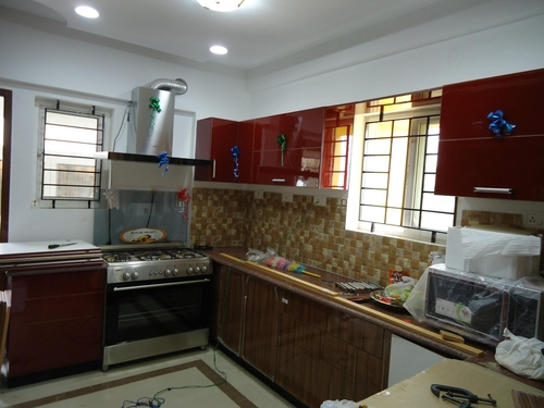 Cooking Range With Chimney Price
