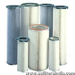 Polyester Dust Collector Cartridge