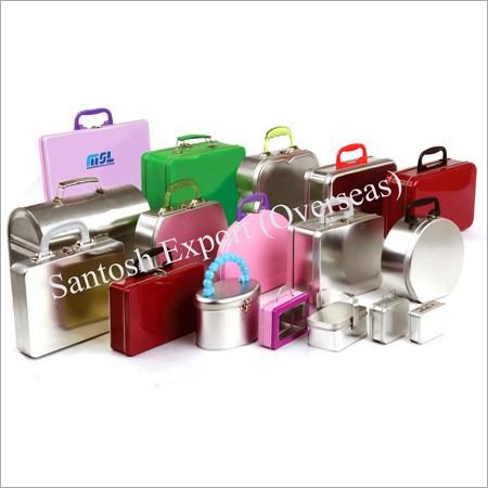 Gift Tin Boxes
