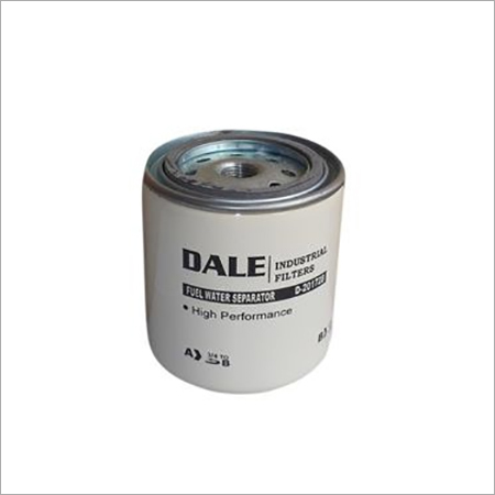 Fuel Filter White