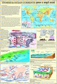 Storms & Ocean Currents Chart