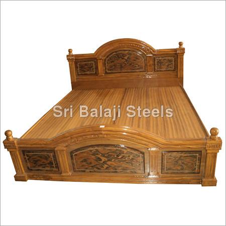 Wooden Cot