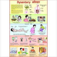 Dysentry Symptoms Chart