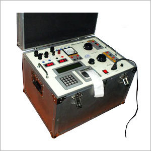 Automatic Relay Testing Set