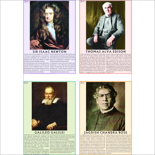 Sir Isaac Newton Biography Chart