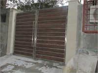 Designer SS Gate HPL Sheets