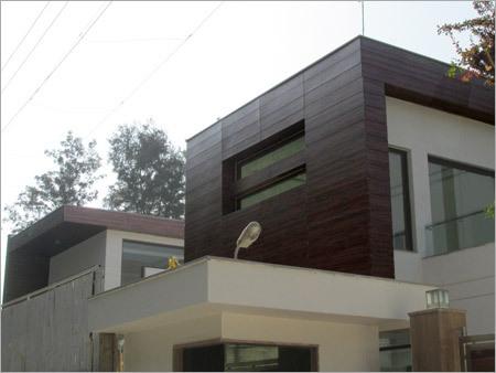 Designer Building Wall HPL Sheets